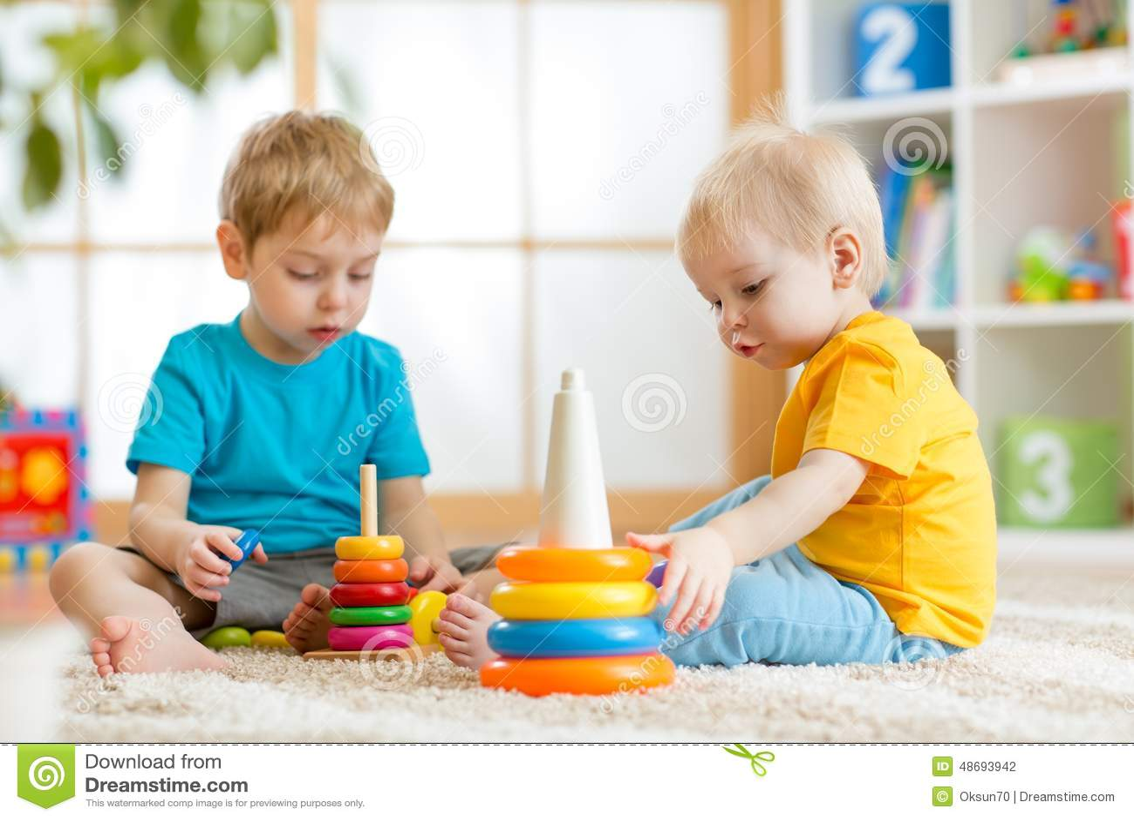 teaching children how to change babies