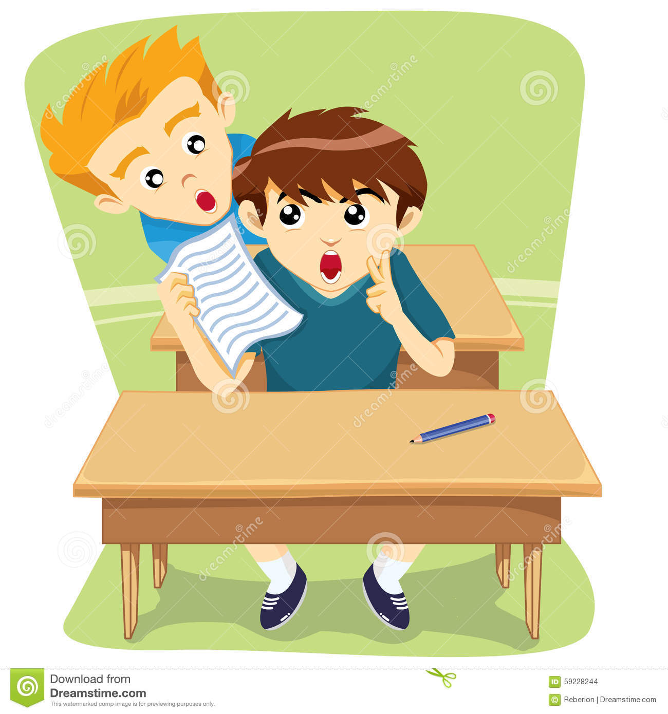 a study of cheating in children at schools New study says allegations of cheating in atlanta public schools last week and charged with orchestrating cheating in their schools no child left behind, and.