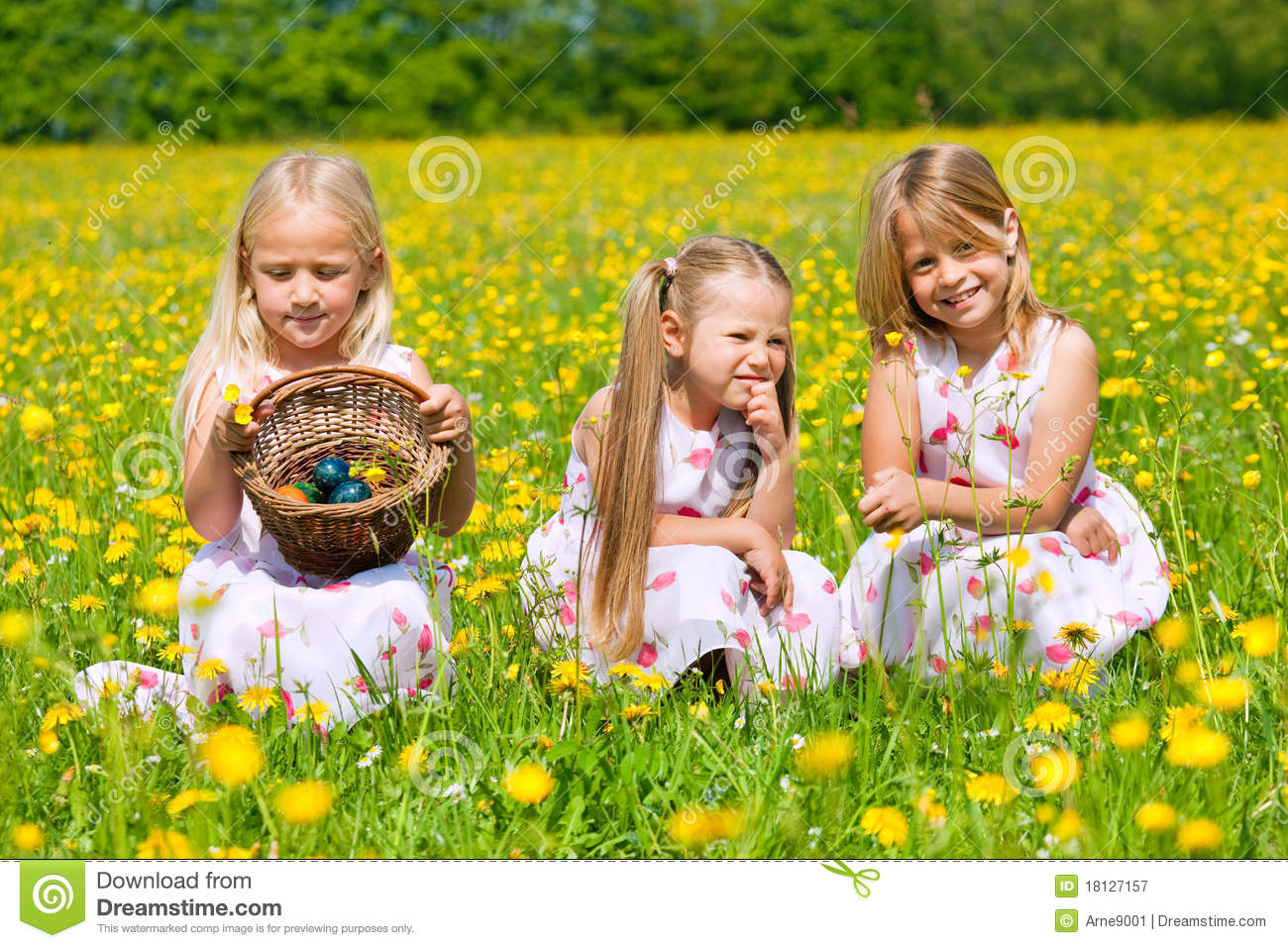 Children about Easter 5