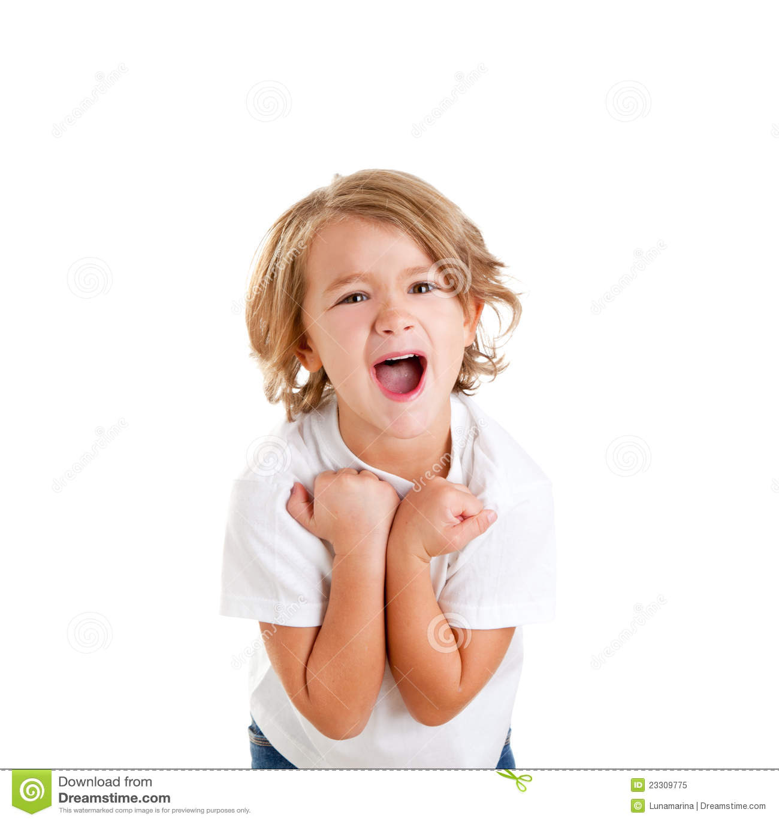 Children Excite...