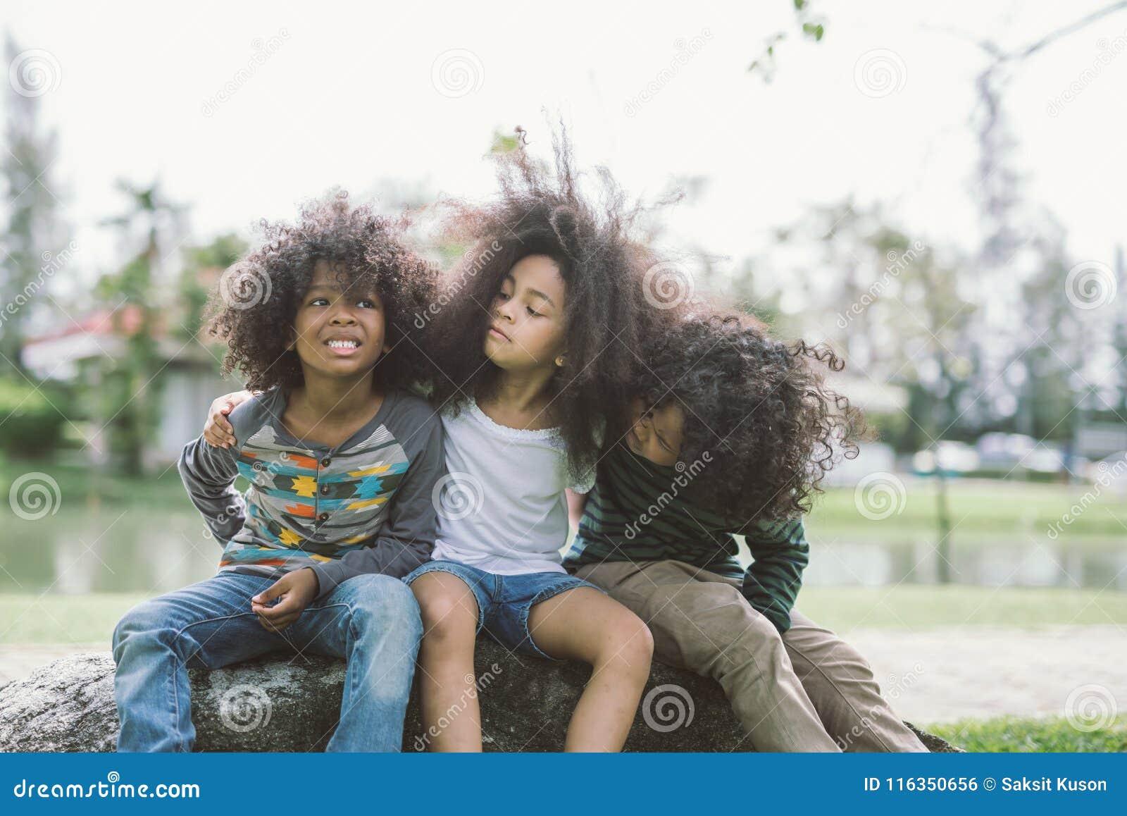 Children Friendship
