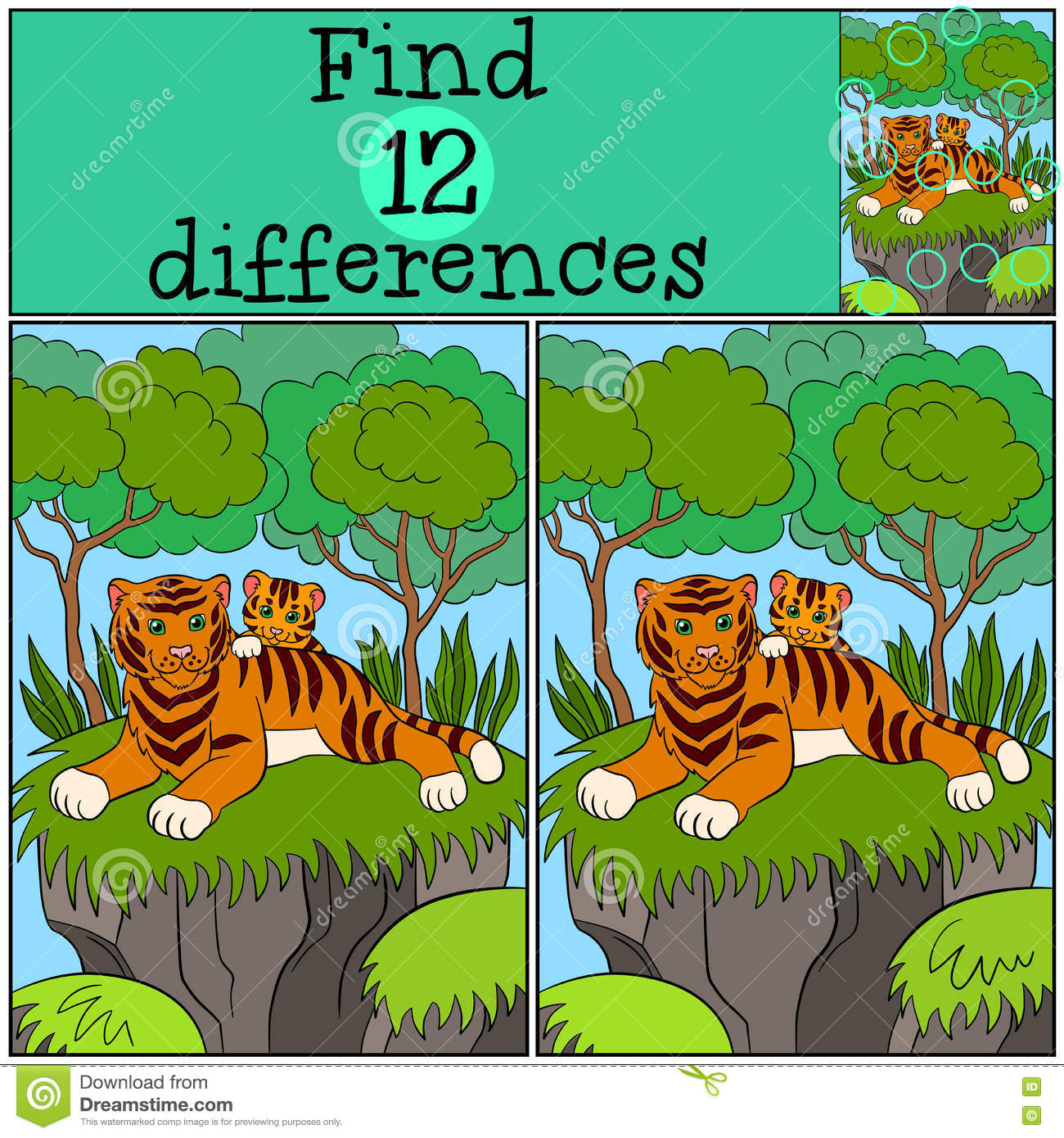 Find the difference rooms – spot differences free download of.