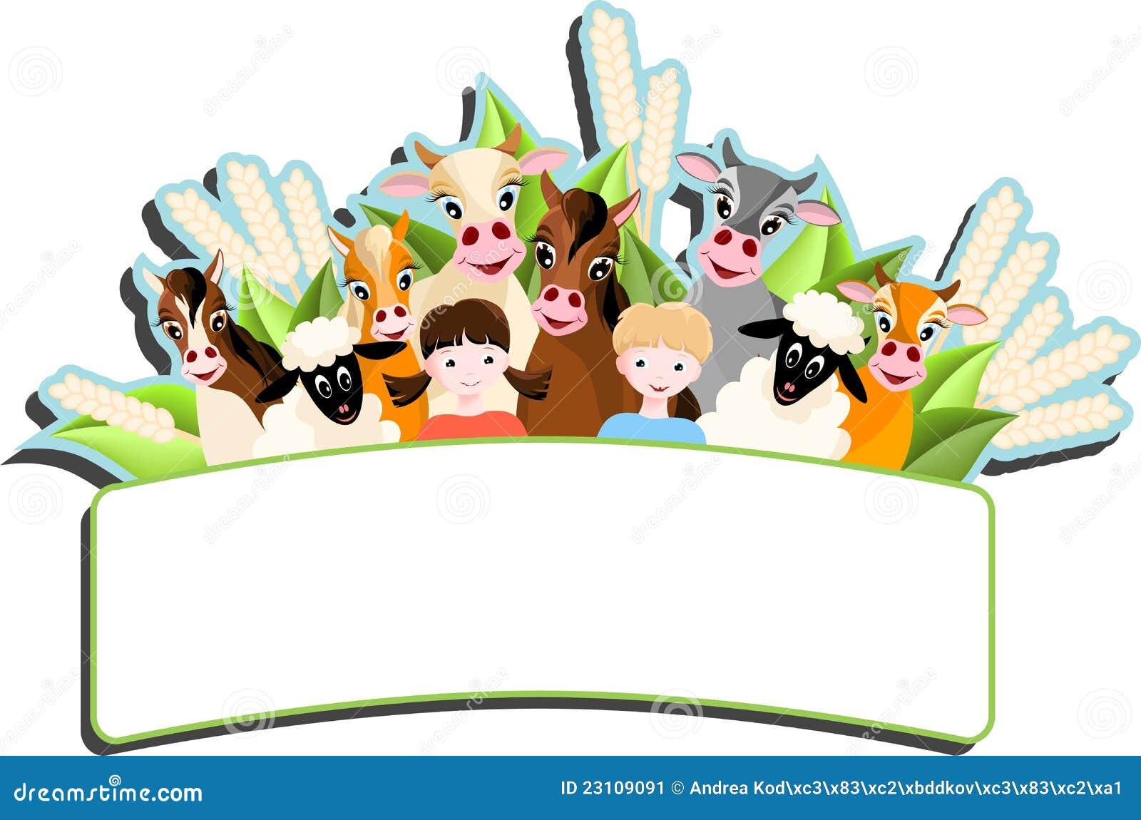 Image Result For Farm Animals Wallpaper Border