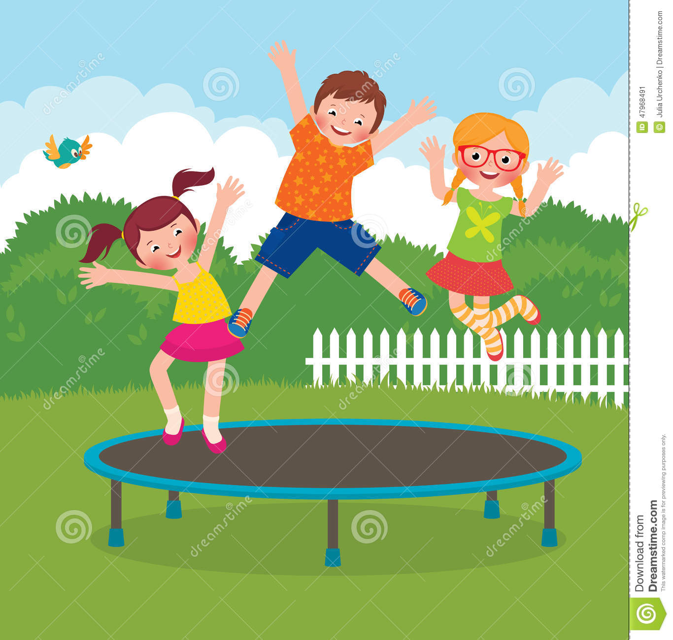 Funny Trampoline Videos For Kids