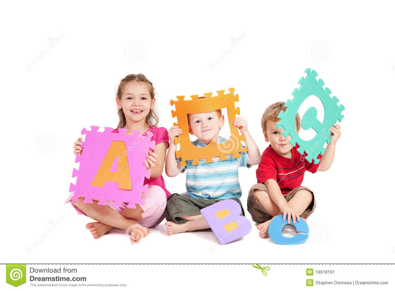 Worksheet Learning With Kids children learning fun kids alphabet abc letters stock image letters
