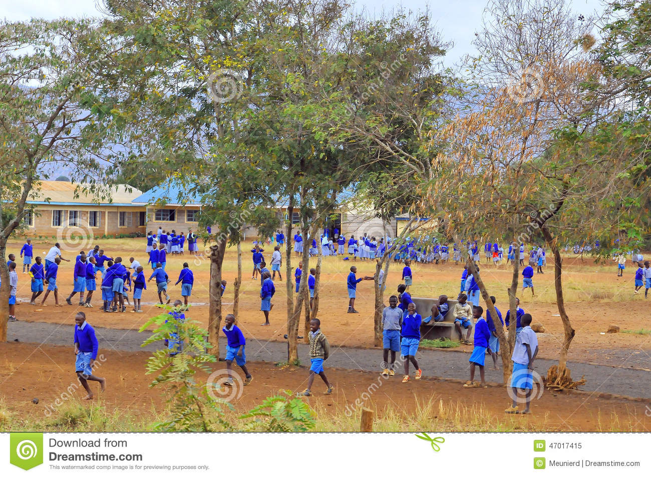Children play in school yard editorial image image 47017415 for Childrens play yard