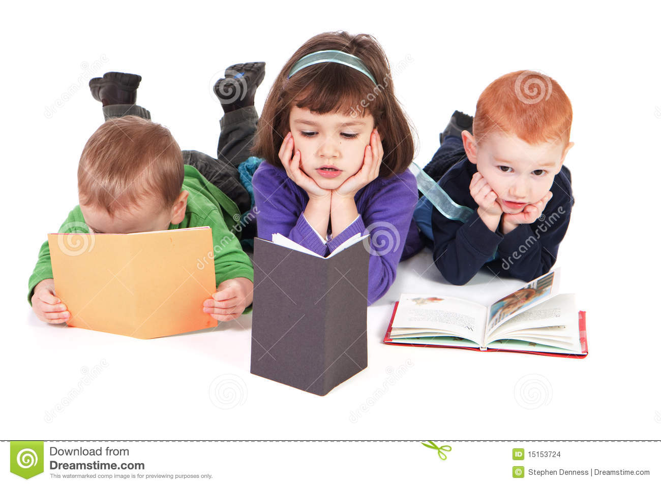 Kids Reading Stock Photos, Images, & Pictures - 7,335 Images