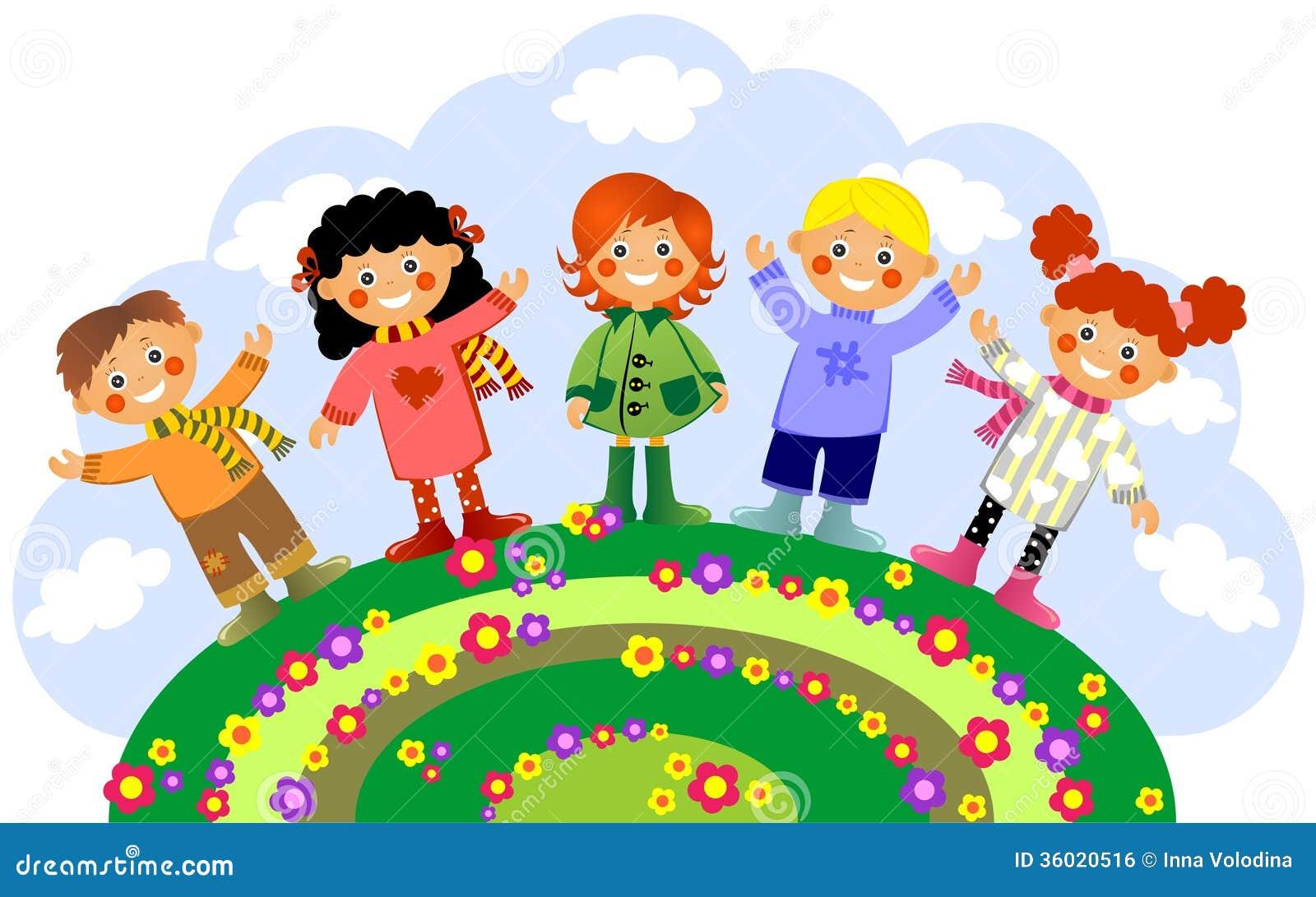 children glade rejoice spring - Spring Pictures For Children