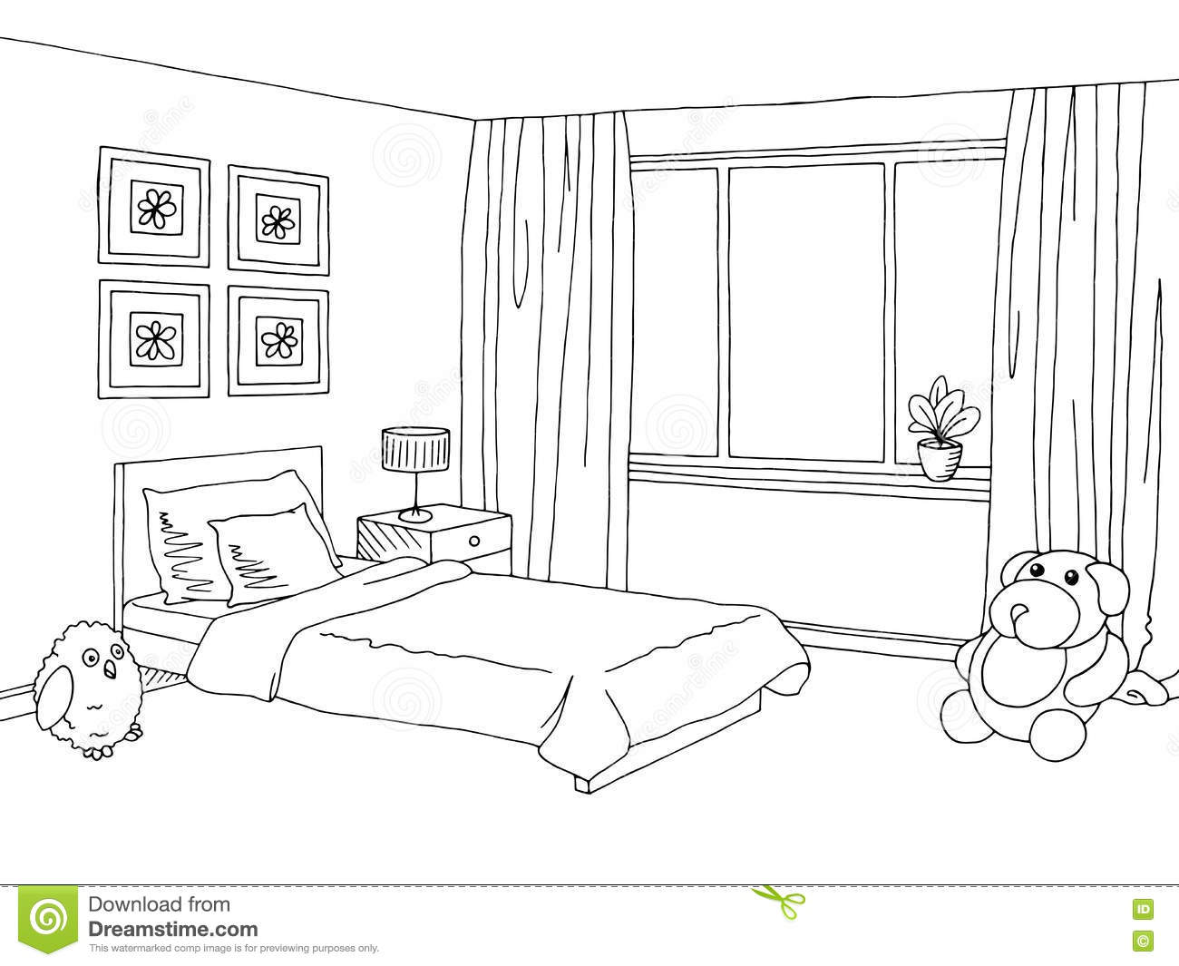 3 Bedroom 3 Bathroom together with 396d31af87689b7a Villa Savoye Basement Plan moreover House Built 31 Shipping Containers likewise Stock Photo Icon Man Doing His Routine Vector Illustration Image44693575 additionally Stock Illustration Children Room Graphic Black White Interior Sketch Vector Image82281946. on 2 bed home plans