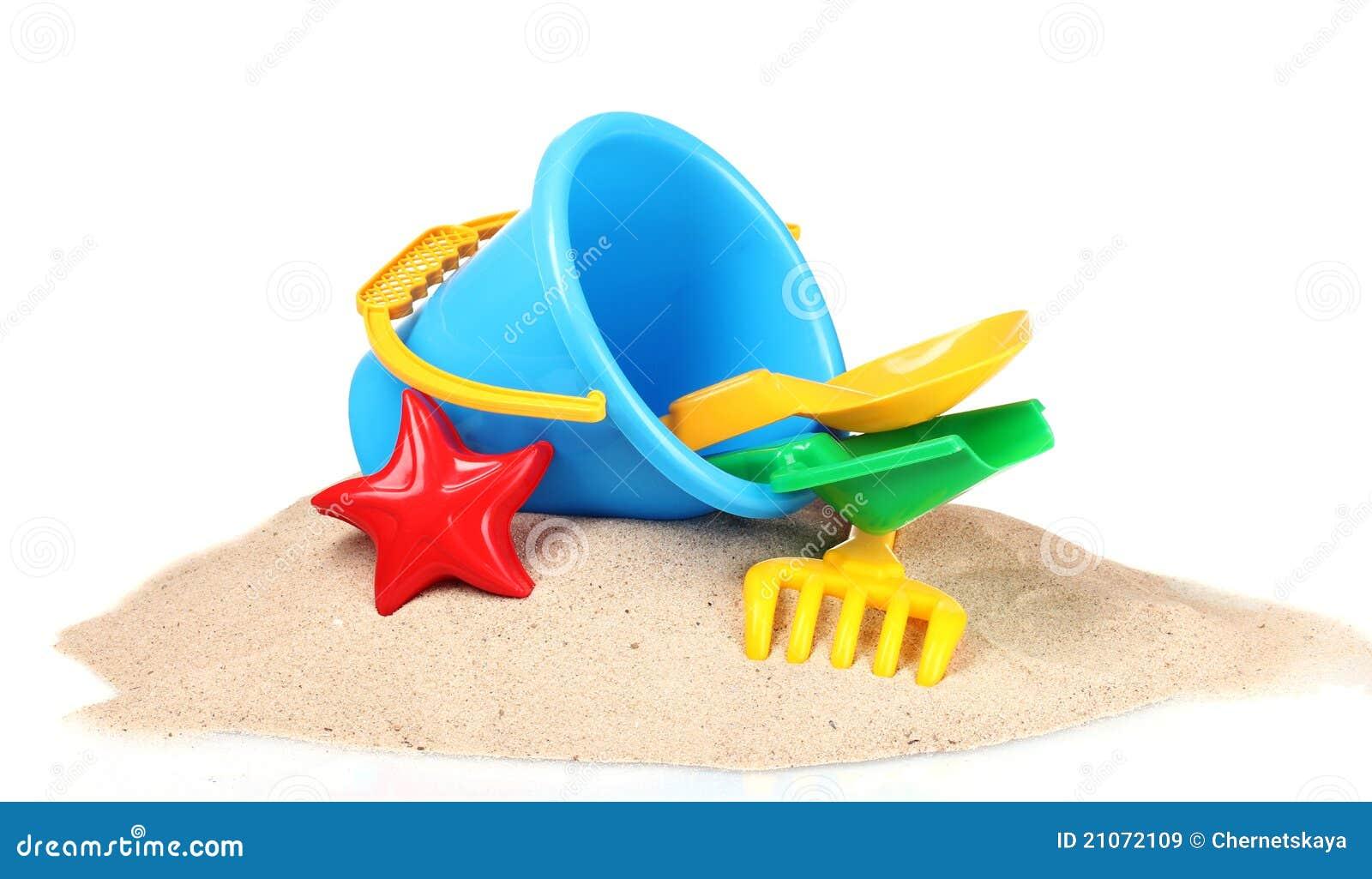 Toys For Beach : Children games at the beach stock photo cartoondealer