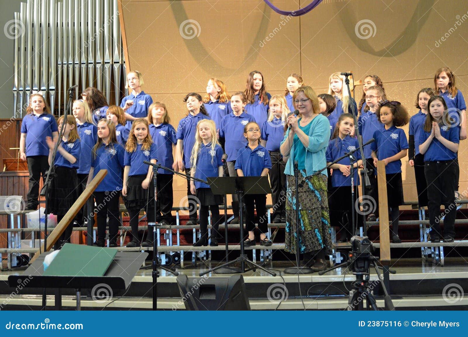 Children s Choir JAS girls