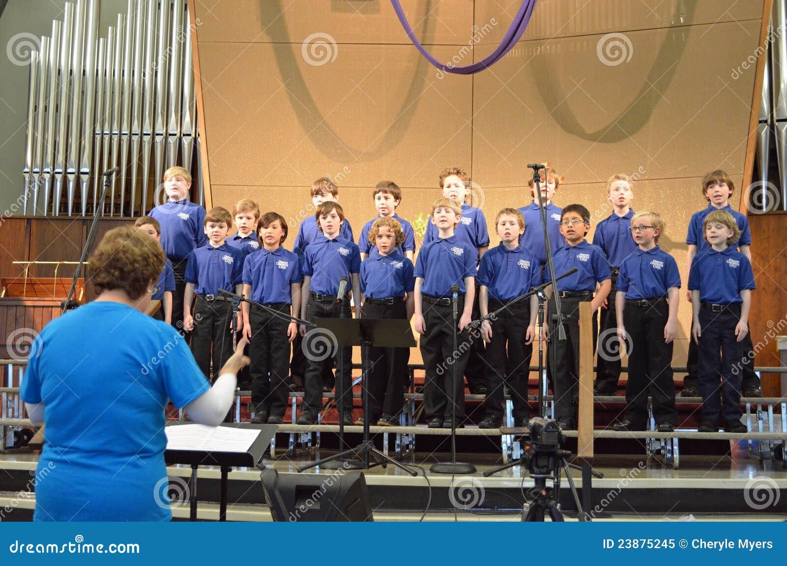 OR Children s Choir Singers