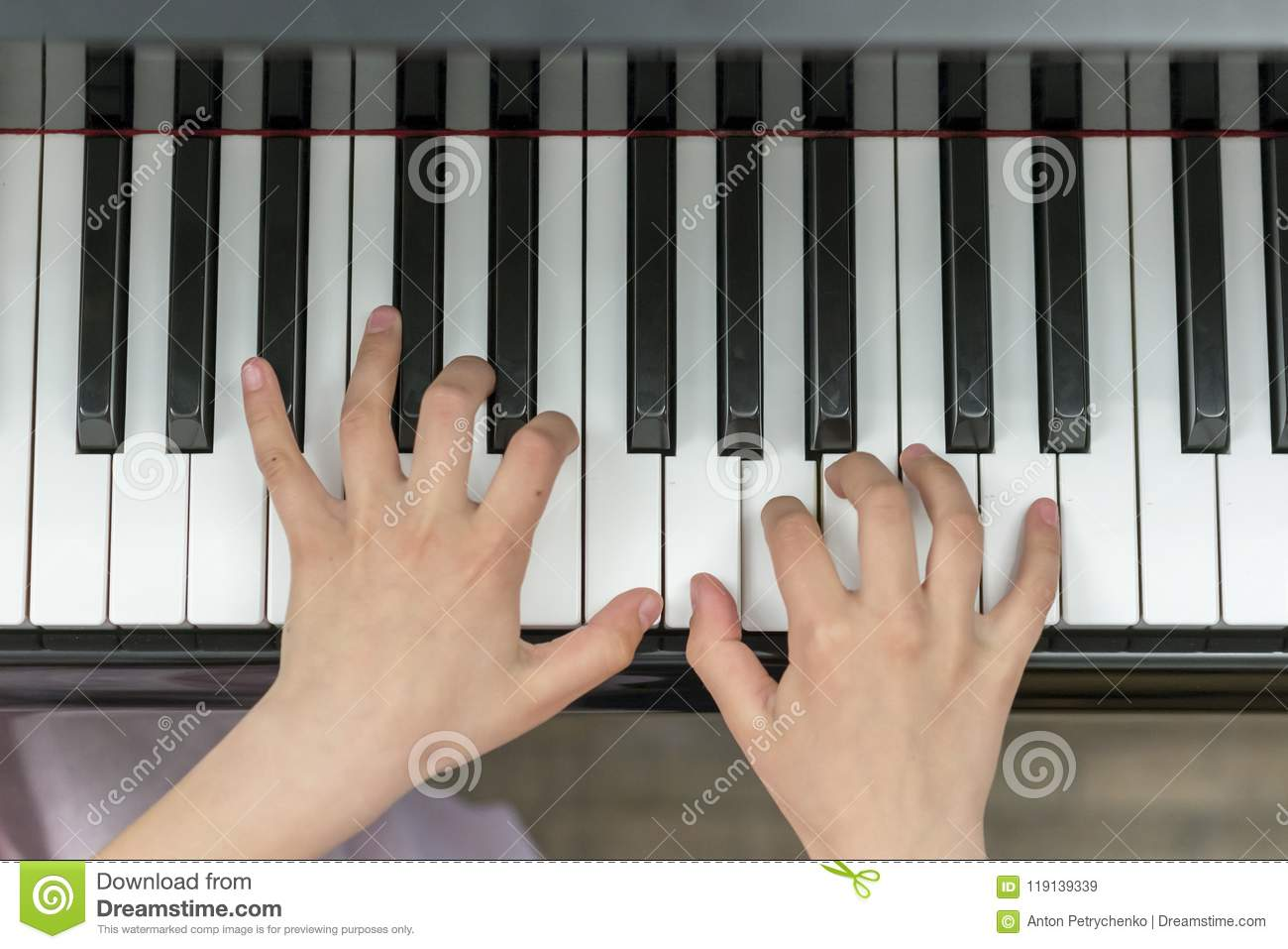 Playing With Keys