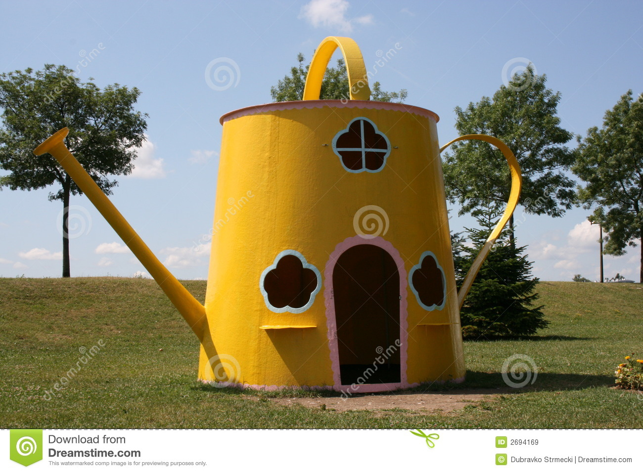 Children 39 s house royalty free stock images image 2694169 for House pics for kids