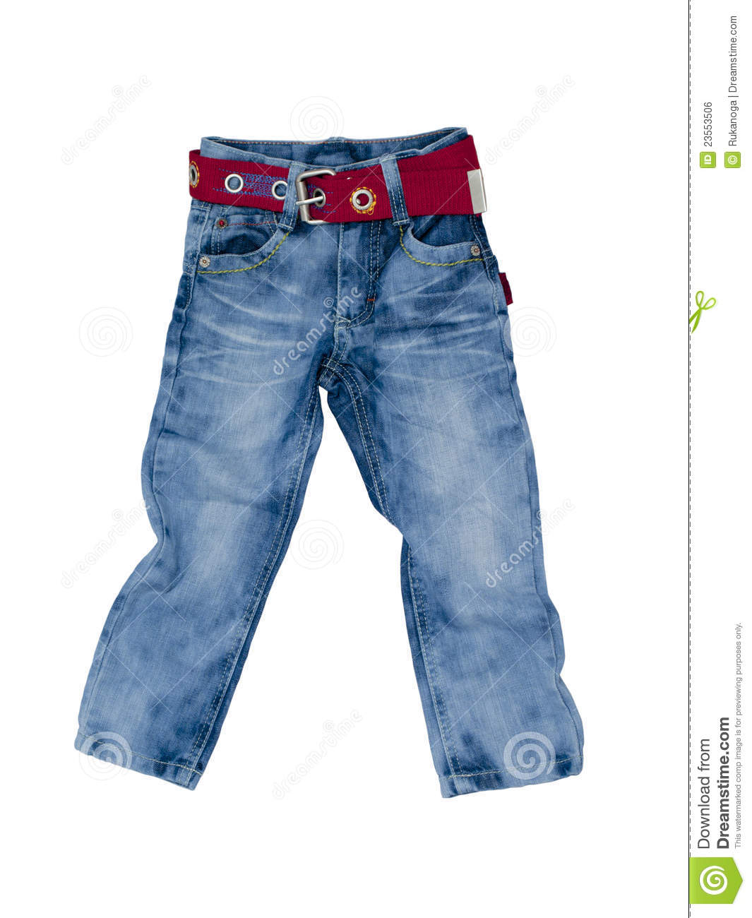 childrens jeans stock photo image of isolated child