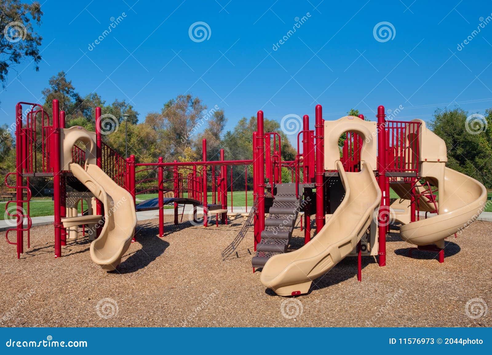 Children s Playground Structure