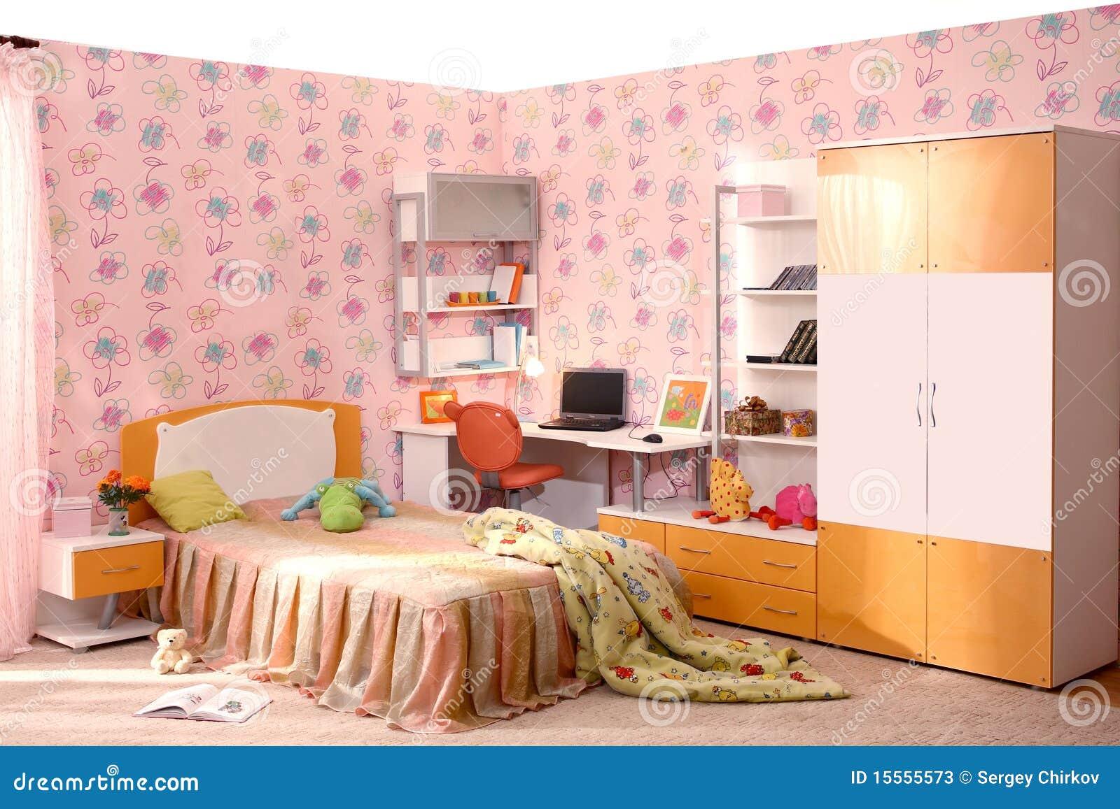 Children 39 S Room Stock Photos Image 15555573