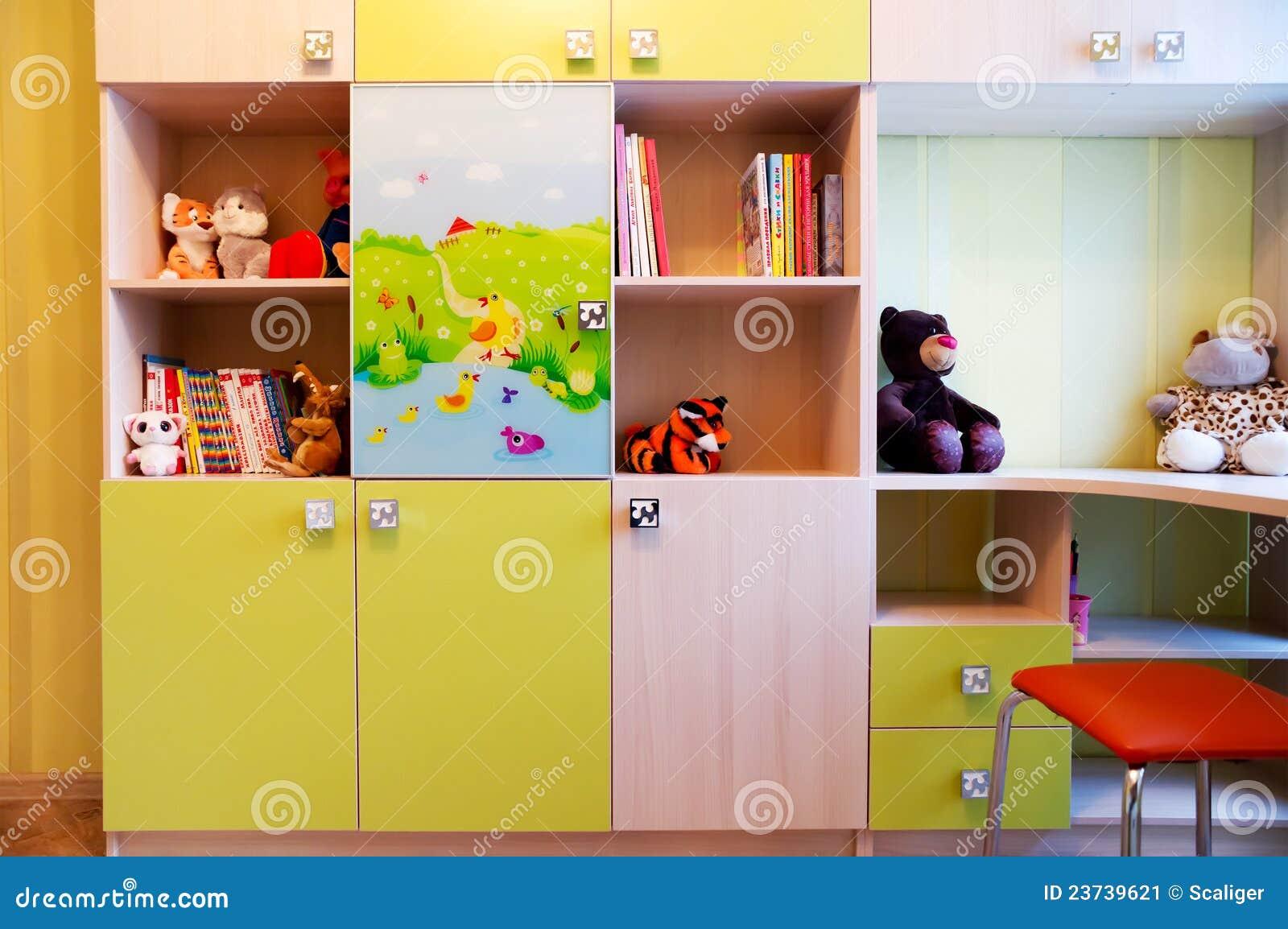 Children 39 S Room Stock Image Image 23739621