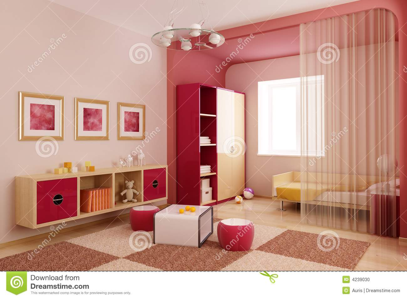 2d And 3d Baby Room Interior Design Joy Studio Design