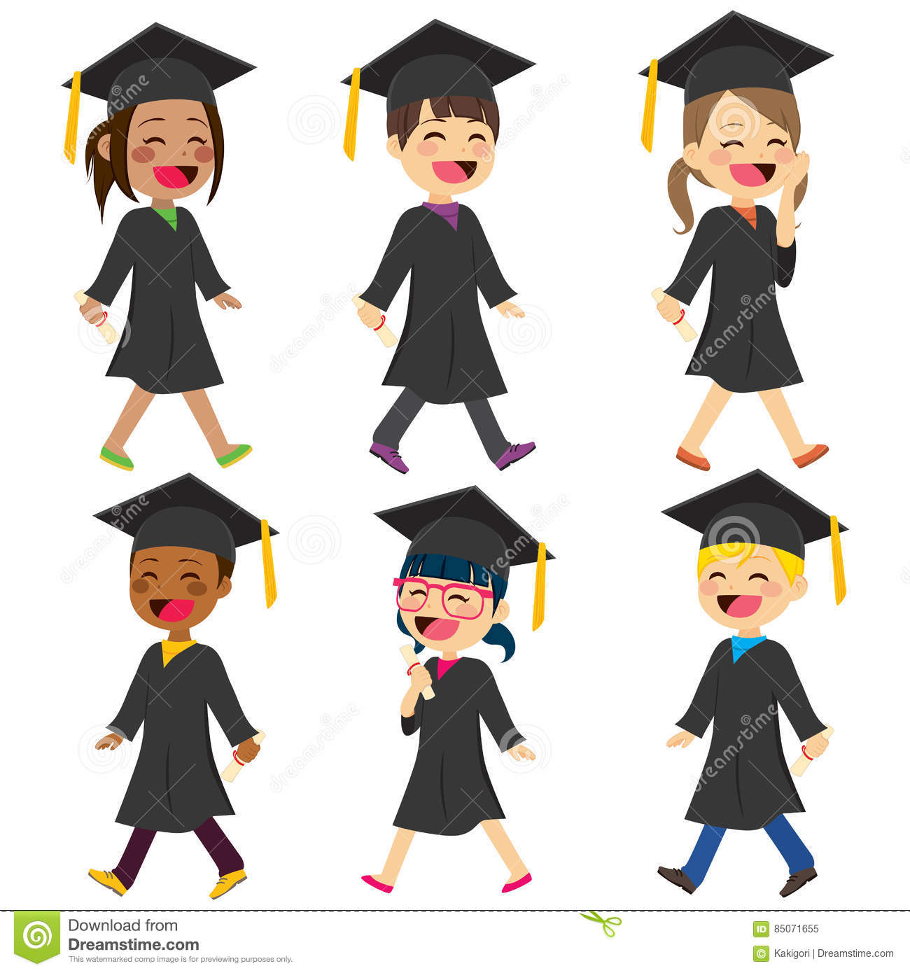 Image result for children scholars clip art