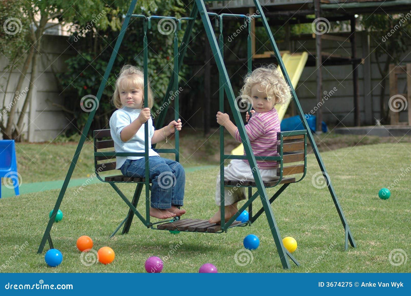 swinging double date