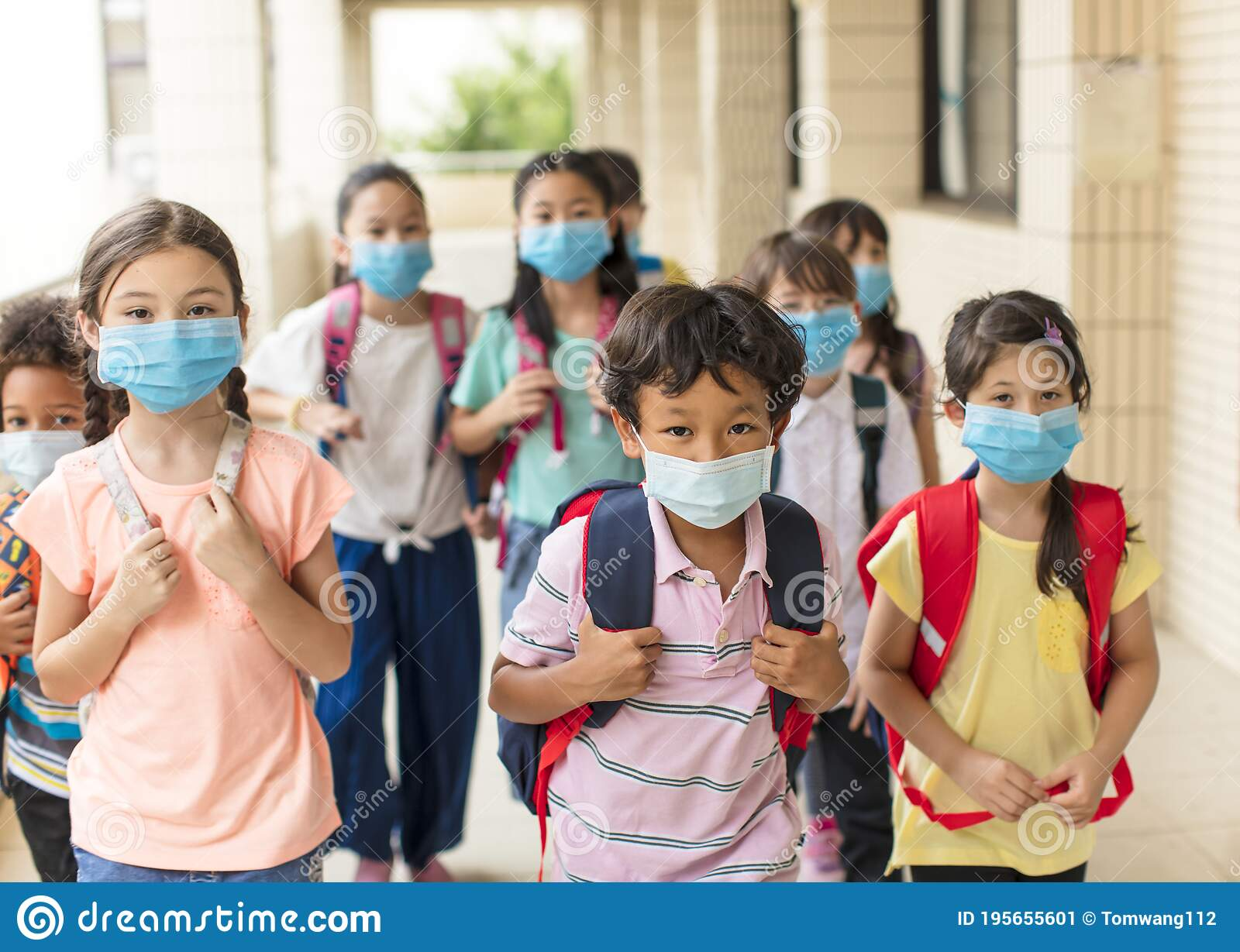 2,255 School Children Medical Face Mask Photos - Free & Royalty-Free Stock  Photos from Dreamstime