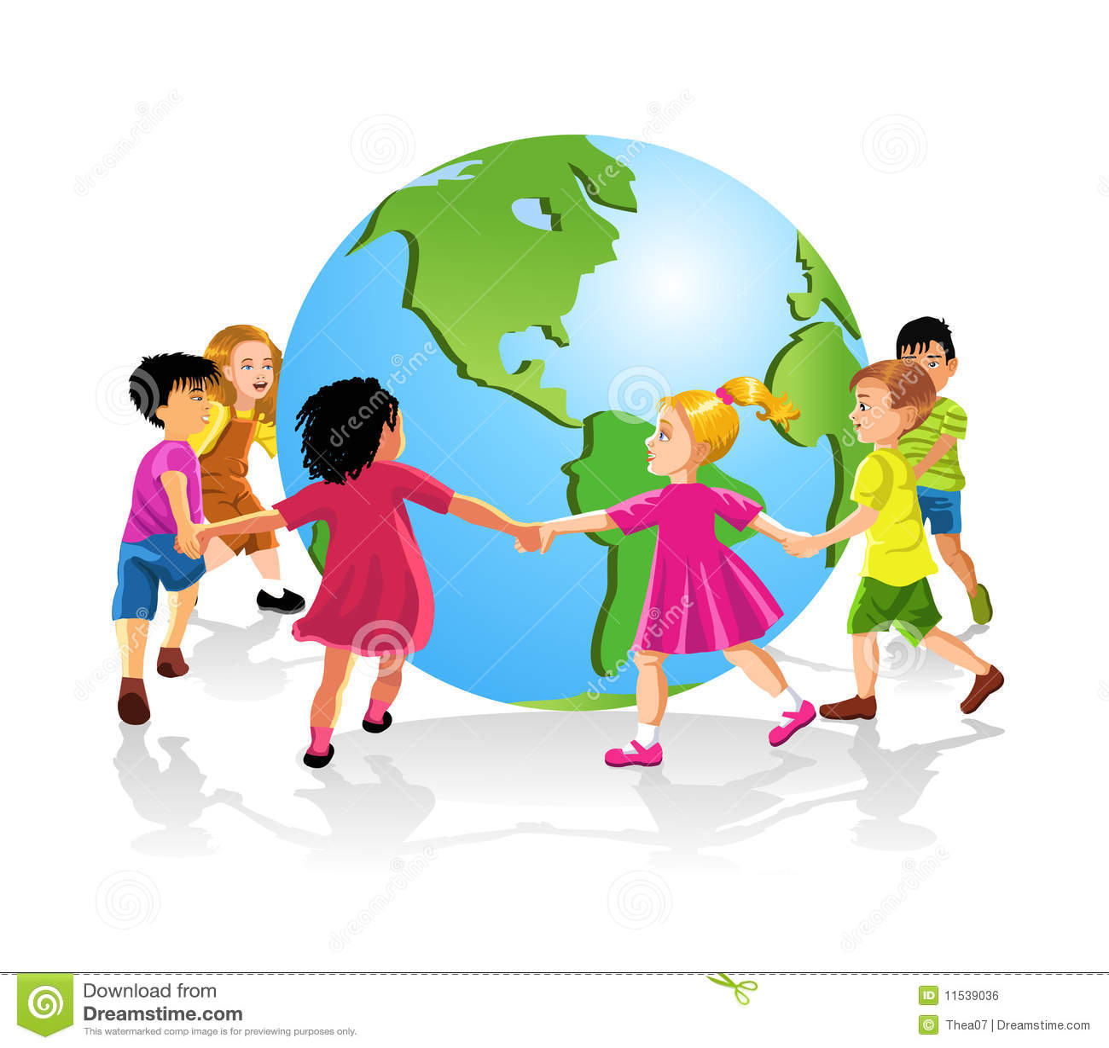 Children Of The World ...