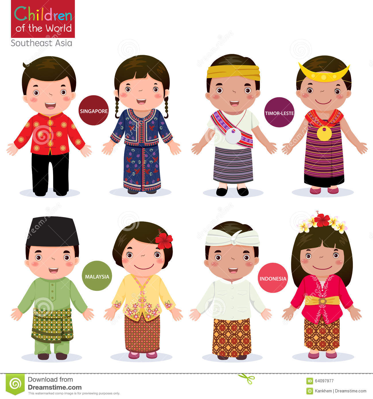 Indonesian Stock Illustrations – 3,992 Indonesian Stock ...