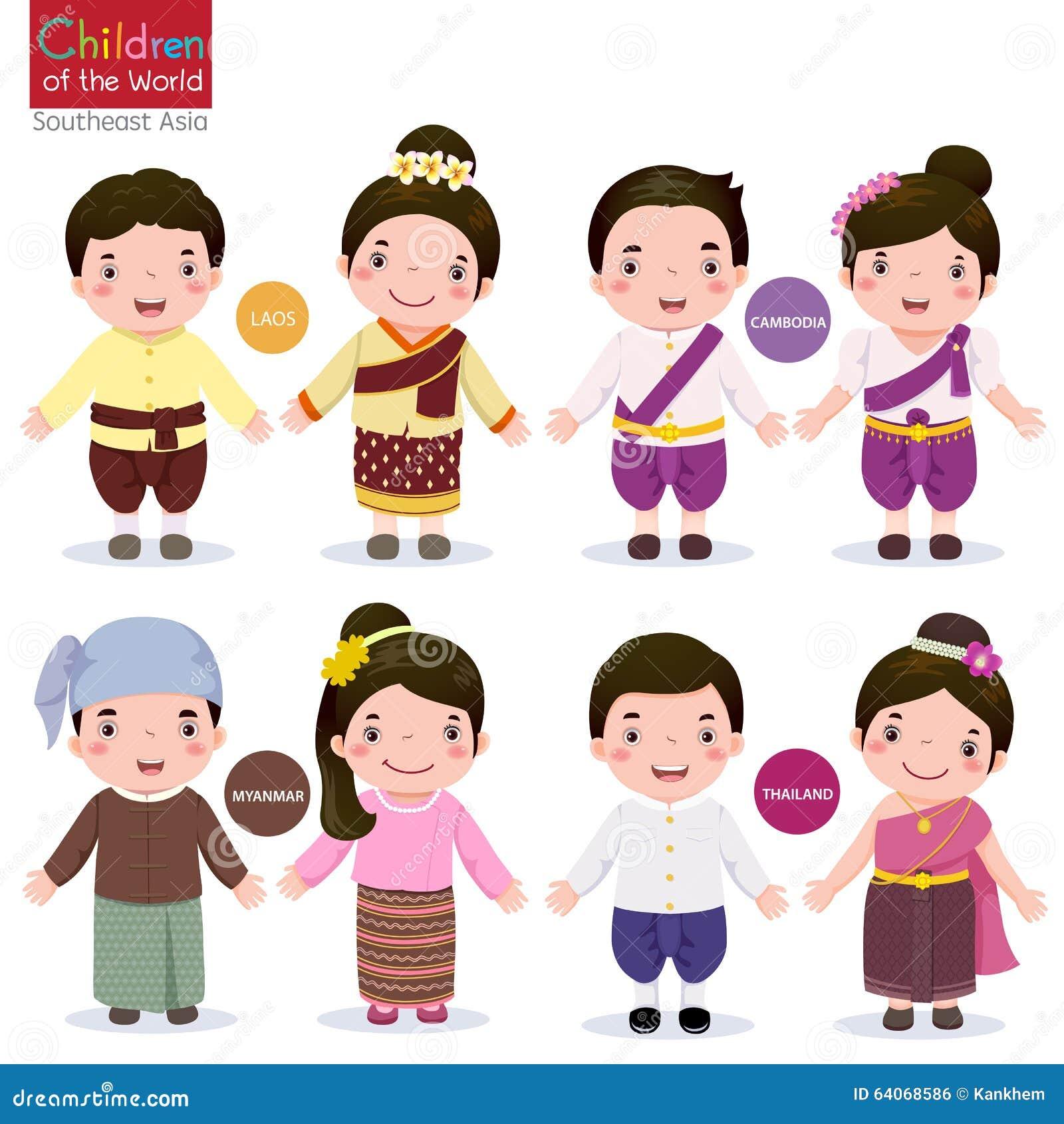 Myanmar Cartoons, Illustrations & Vector Stock Images