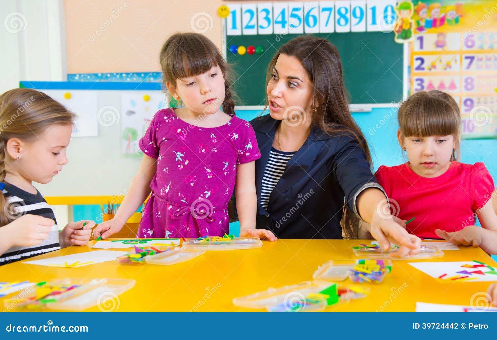 Childrenats-Kindergarten