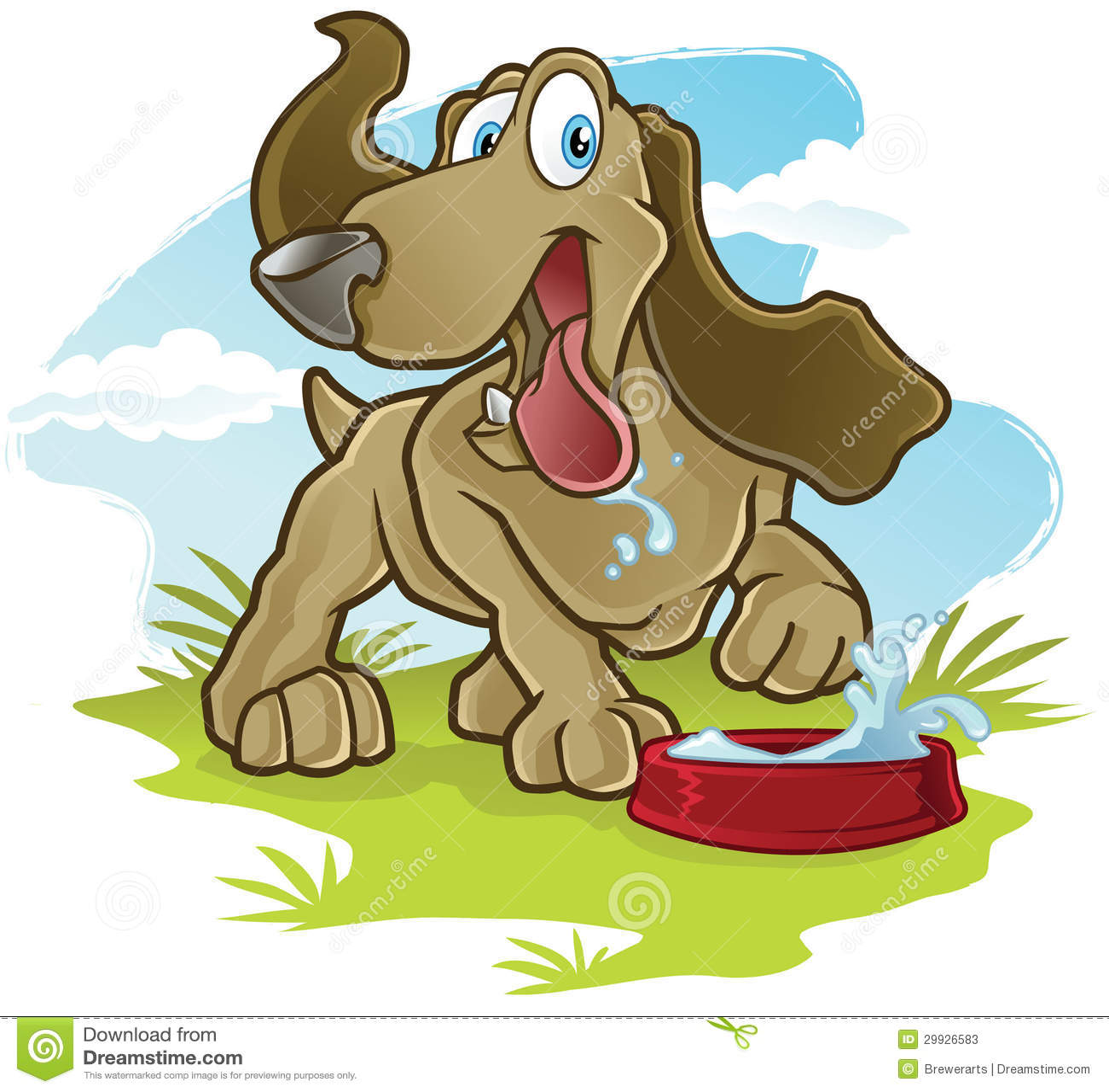 Happy Dog Stock Photos - Image: 29926583