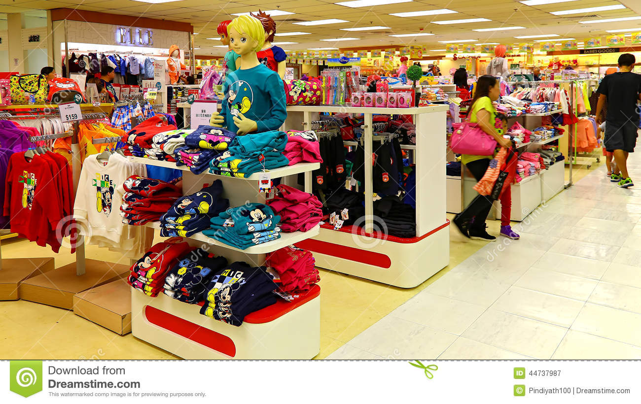 High quality clothing store furniture for clothing store woman