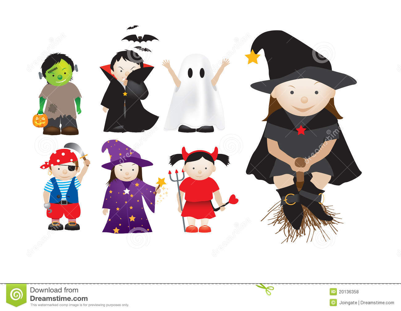 childrens dressing up in fancy dress royalty free stock