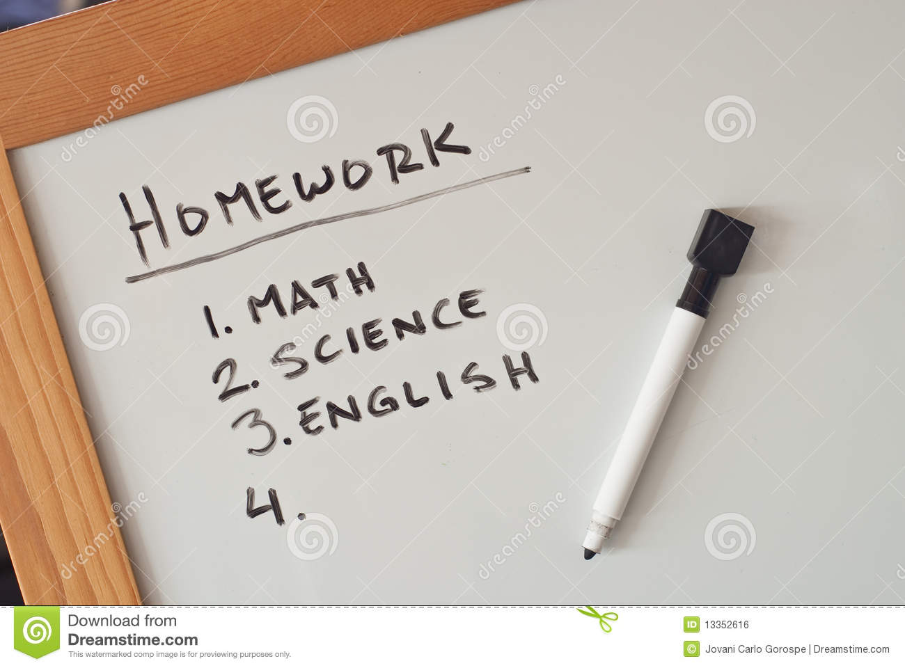 Whiteboard homework help