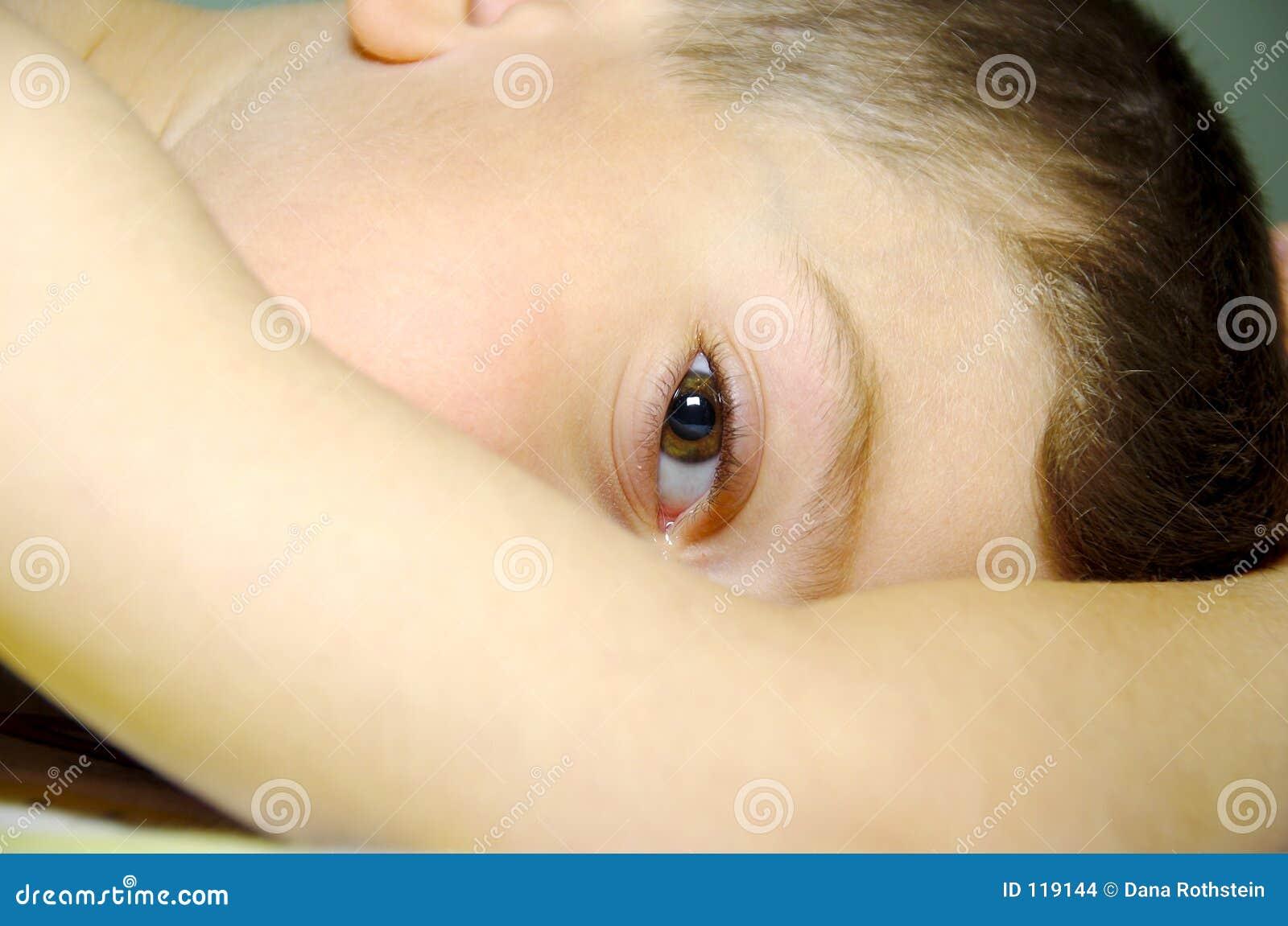 Childs oko