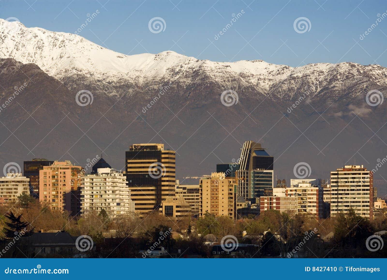 Chile de santiago