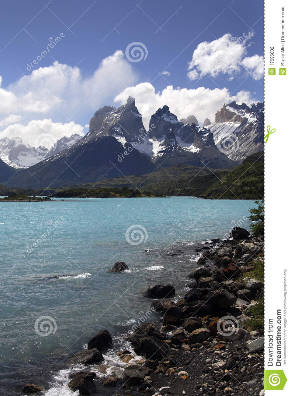 Chile Del Obywatel paine parka patagonia torres