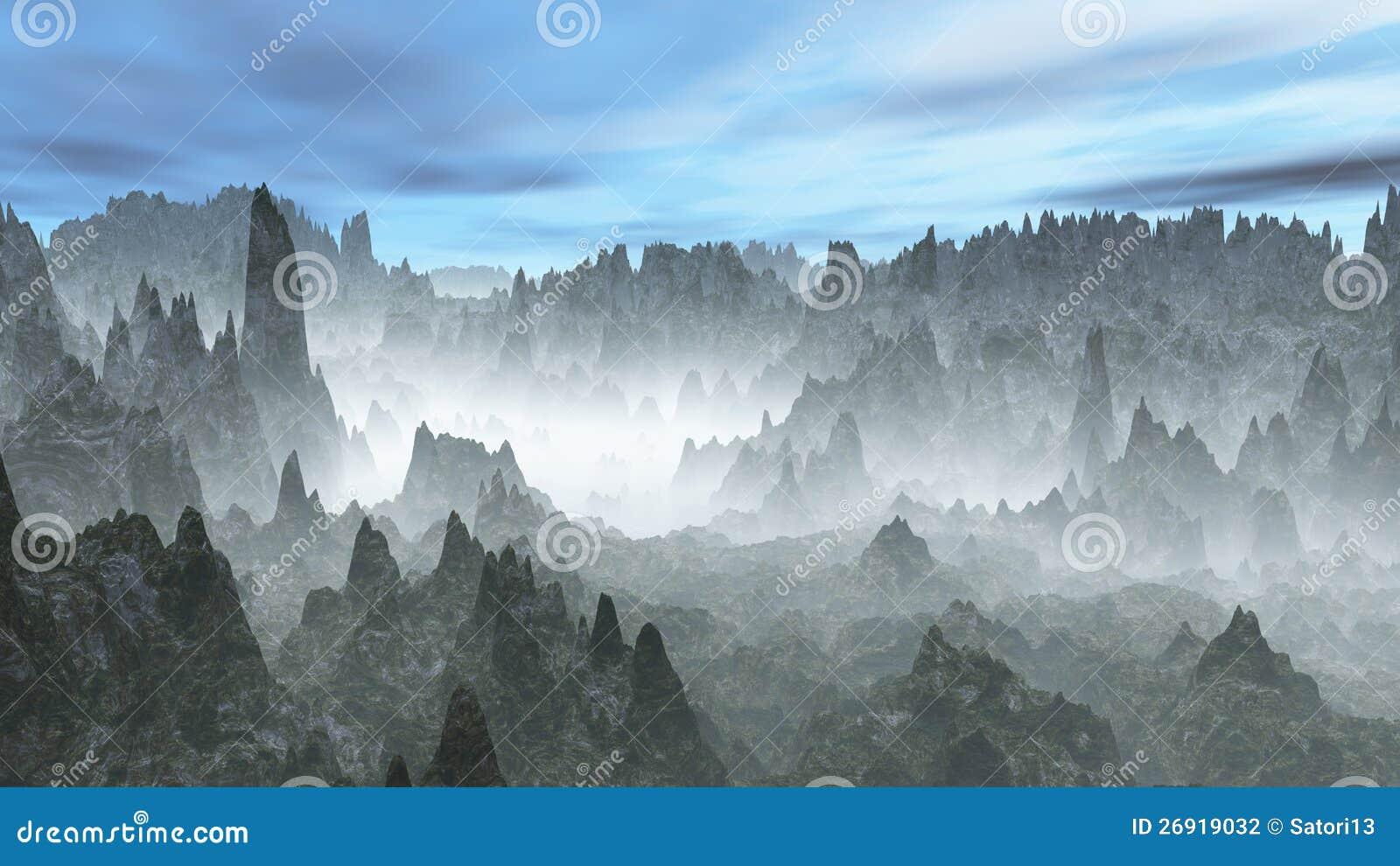 Chilenska Andes
