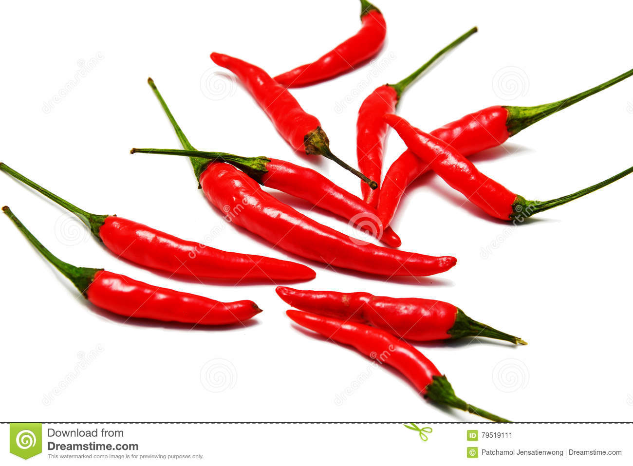 Chiles tailandeses