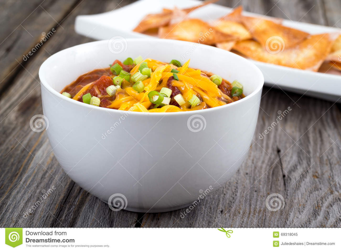 how to make bowl of chilly