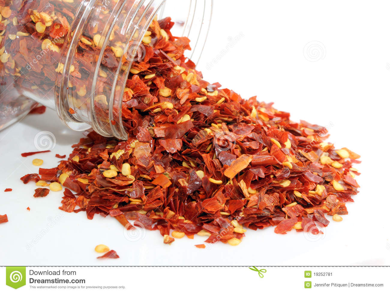 Chili flakes stock image image 19252781 for Chili flakes