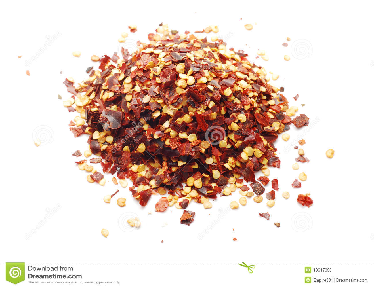 Chili flakes royalty free stock photos image 19617338 for Chili flakes