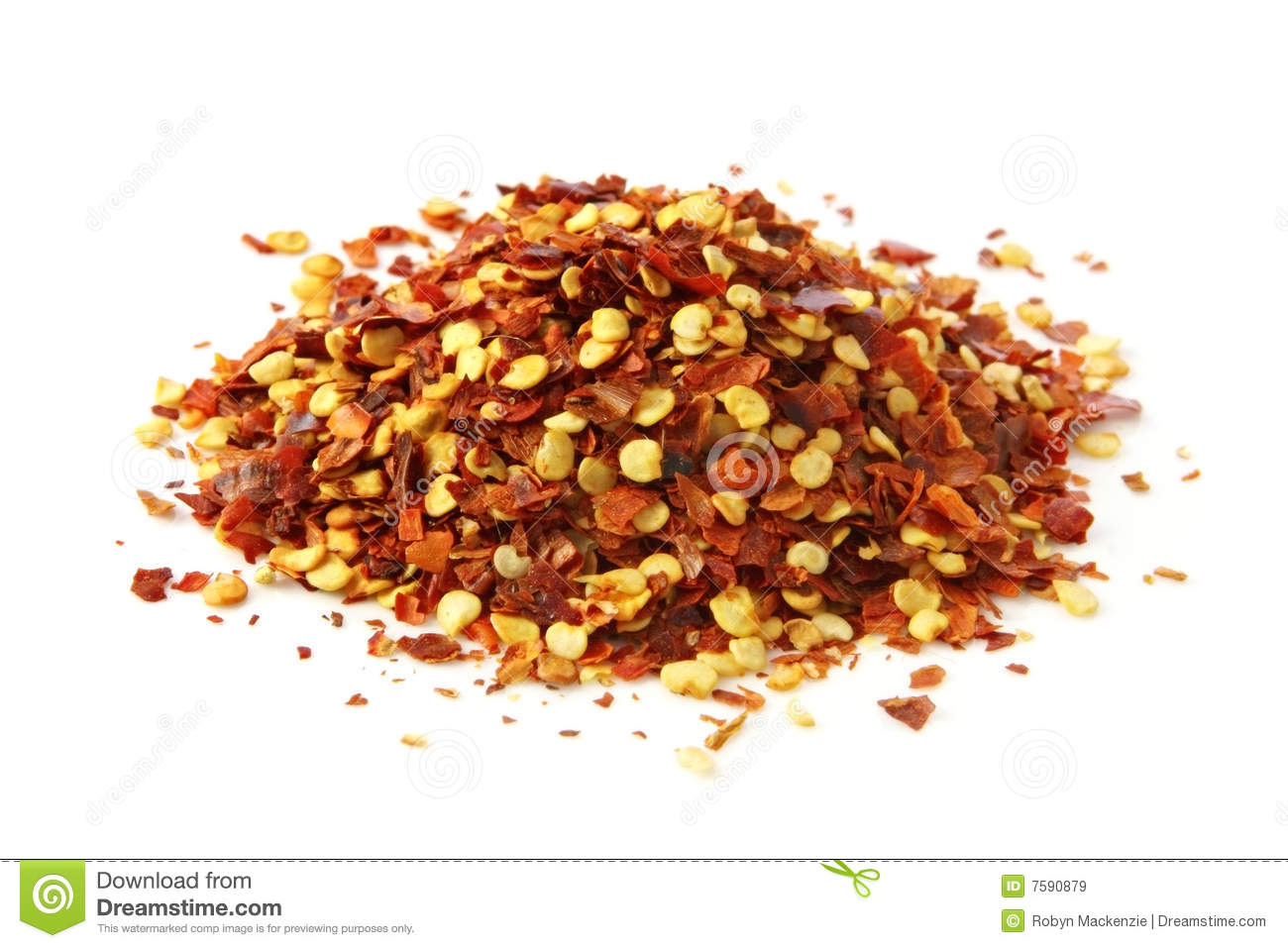 Chili flakes royalty free stock images image 7590879 for Chili flakes