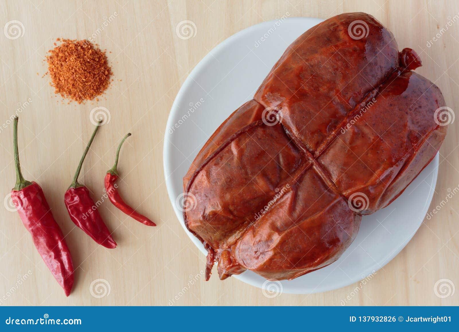Chili i nduja «