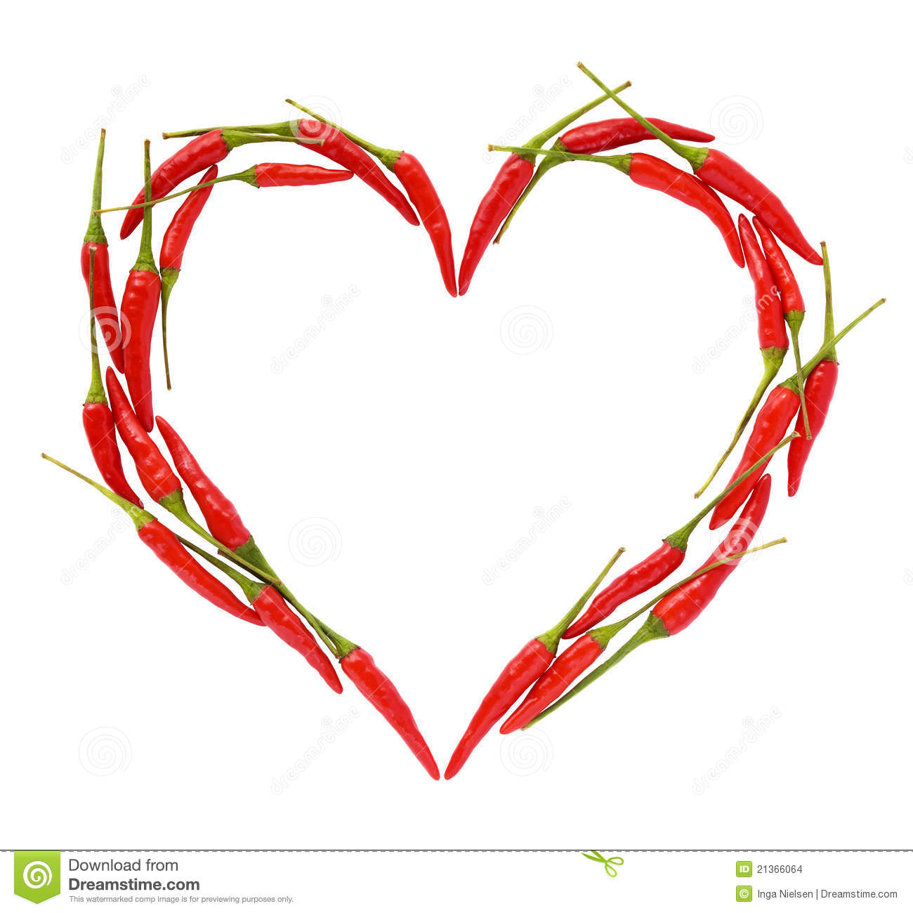 chili peppers heart stock photo image of pepper nobody 21366064