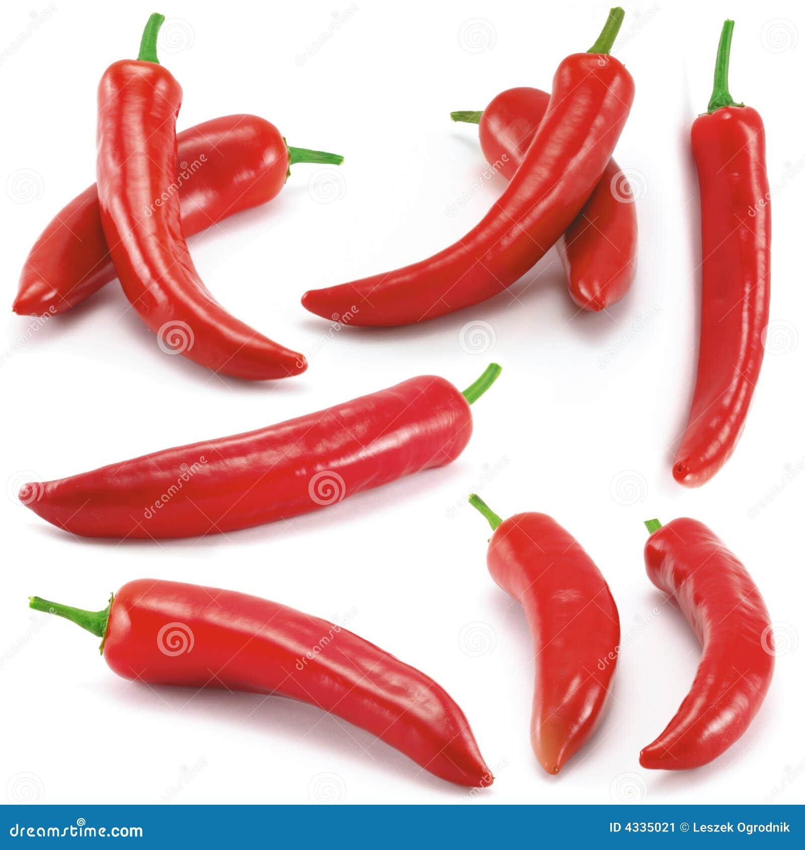 Chili peppers peperoni
