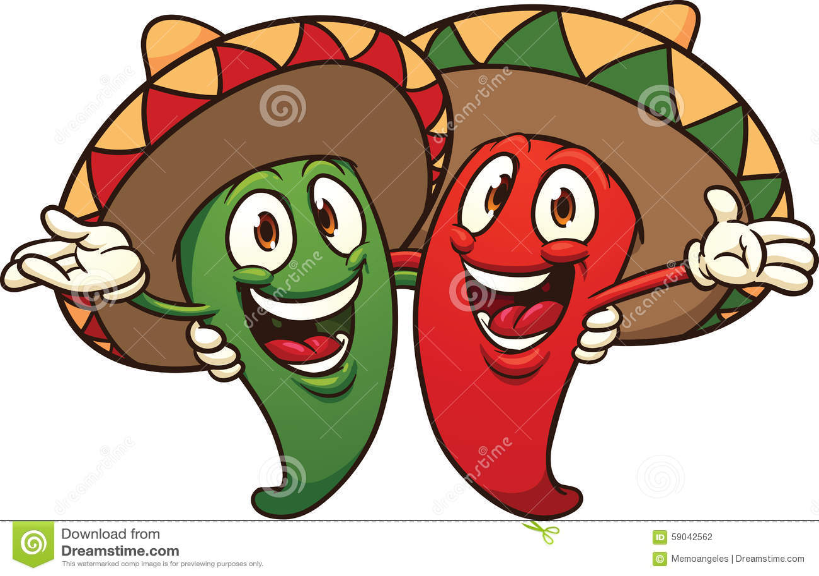 chili peppers wearing sombreros stock vector image cartoon turkey clipart free cartoon thanksgiving turkey clipart