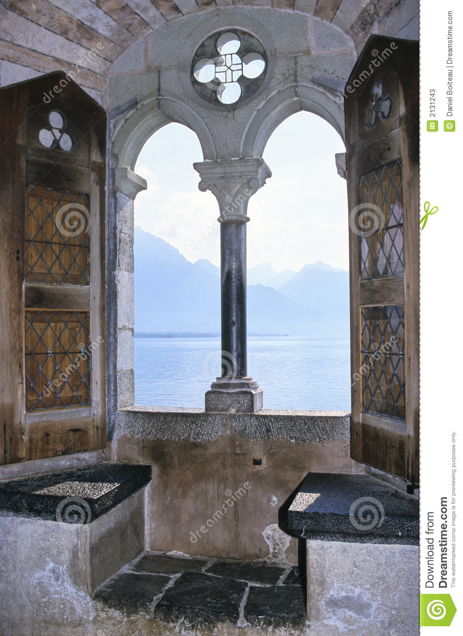 Chillon Castle Stock Photos Image 2131243