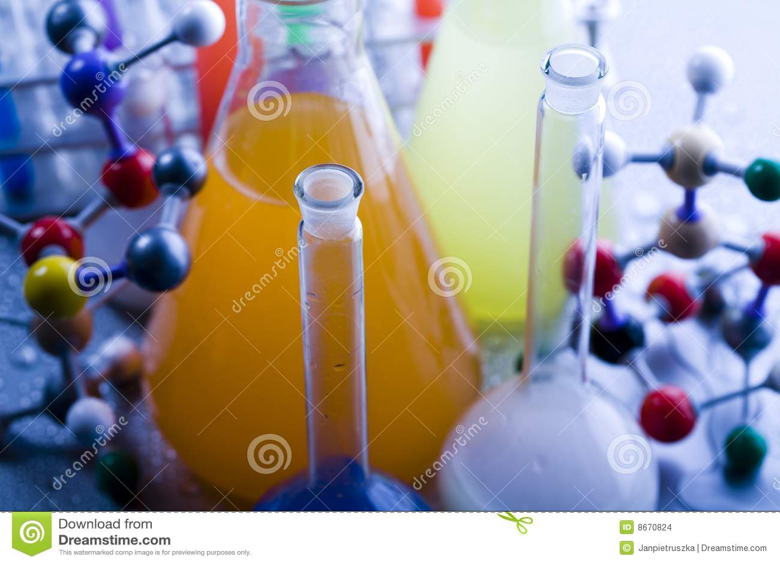 Chimie et biologie