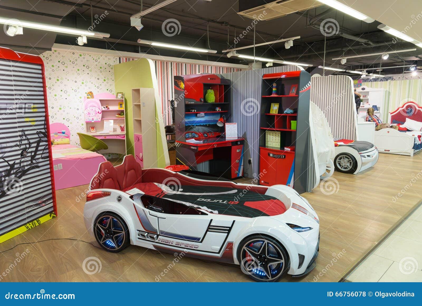 Letto per bambini a forma di macchina n63 letto per - Letto macchina per bambini ...